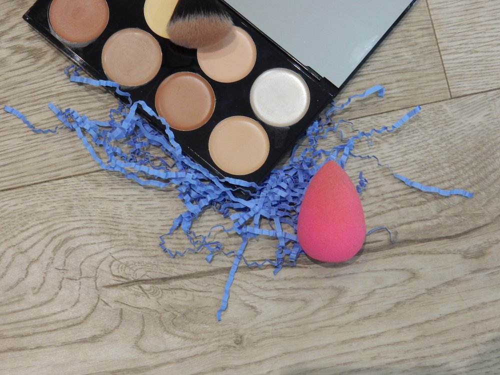 Makeup Revolution Ultra Cream Contour Palette Review Beauty Blogger