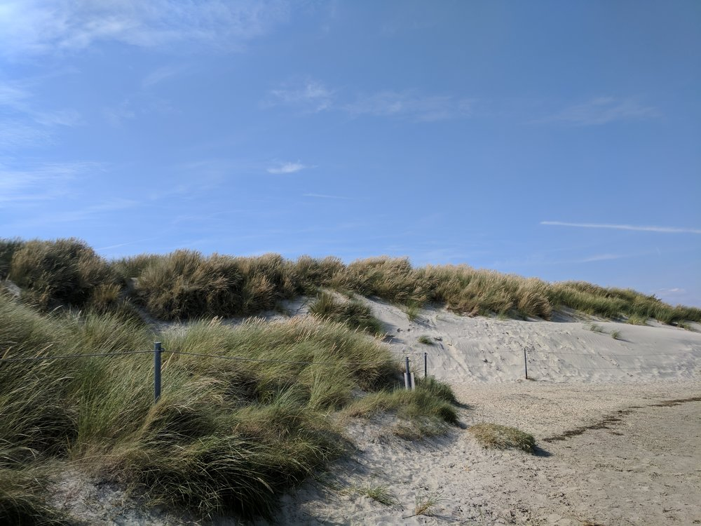 travel blogger west wittering beach