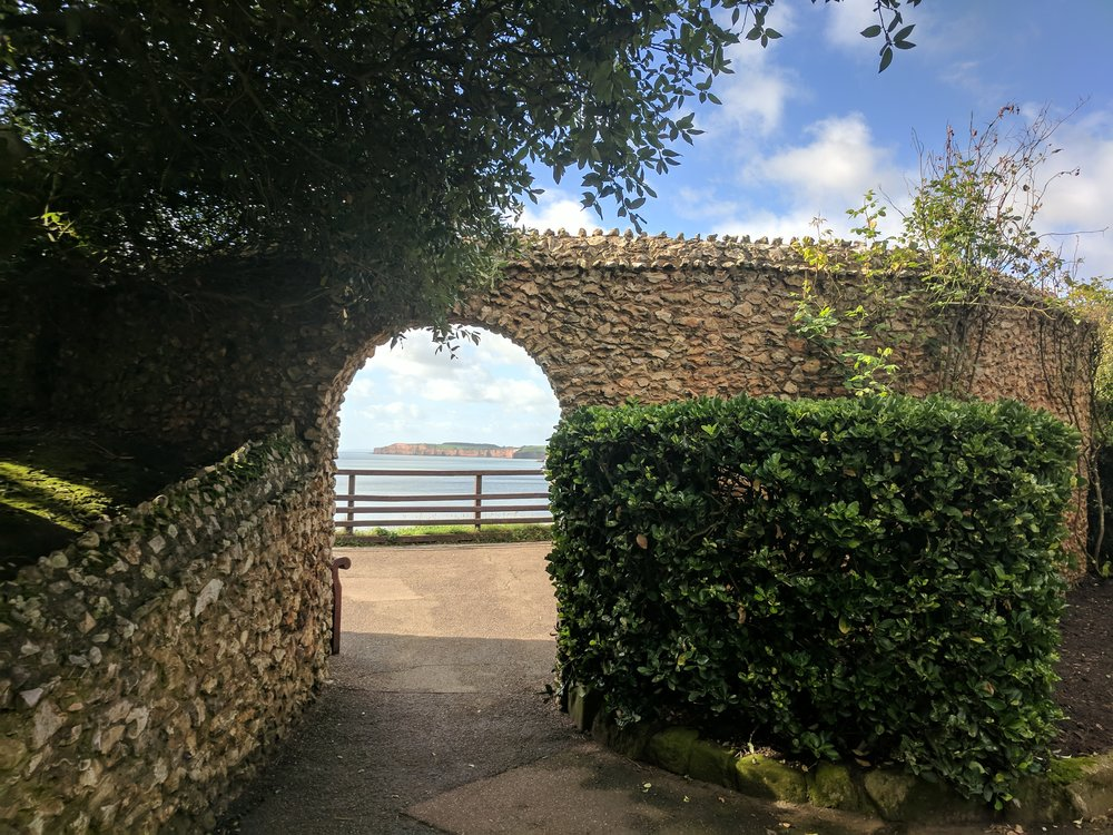 travel blogger sidmouth devon