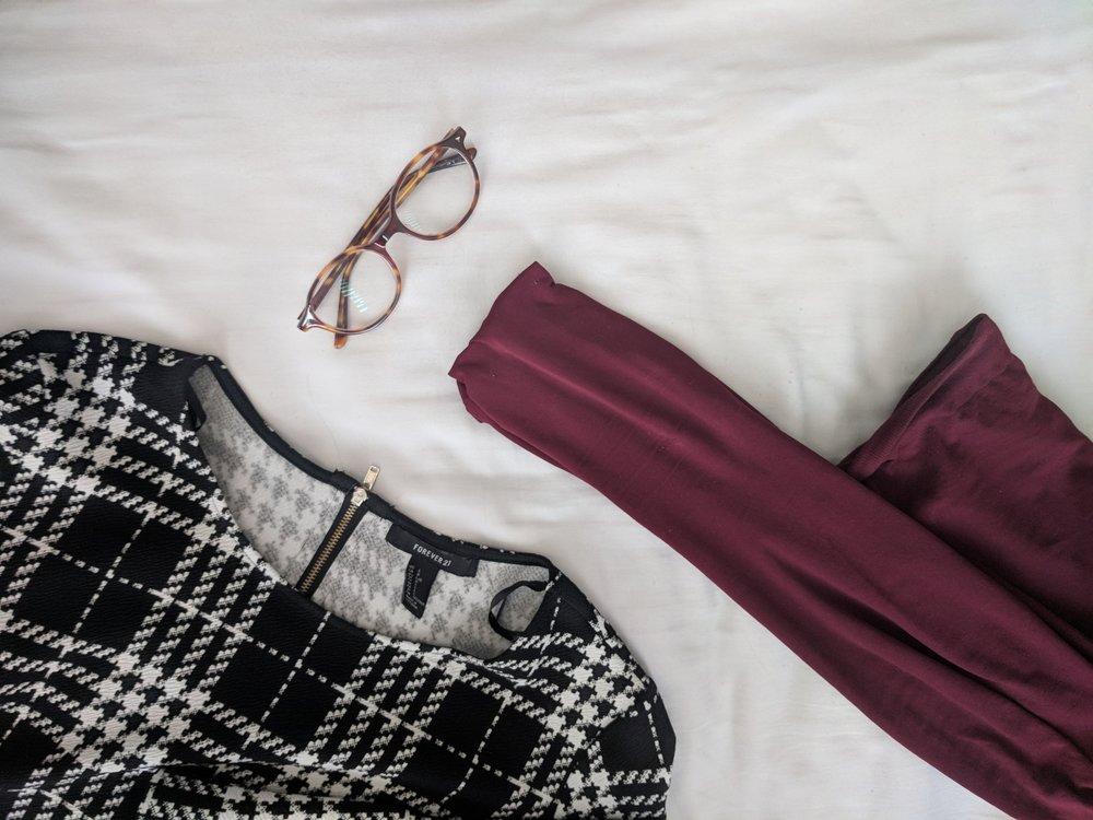 fashion blogger workwear lookbook chic