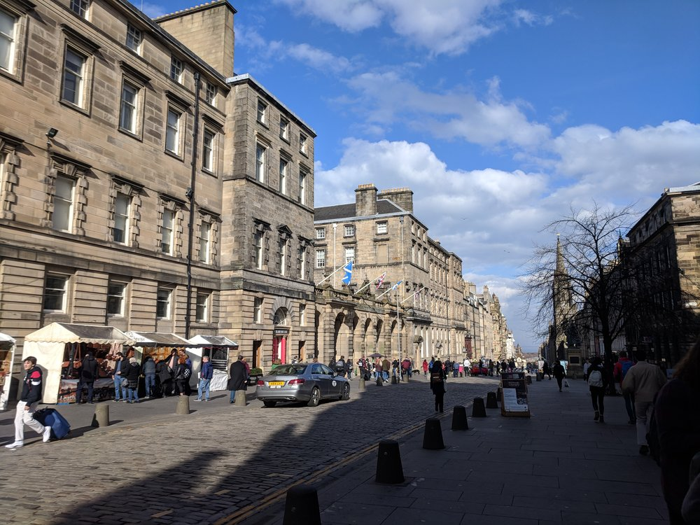 The Royal Mile