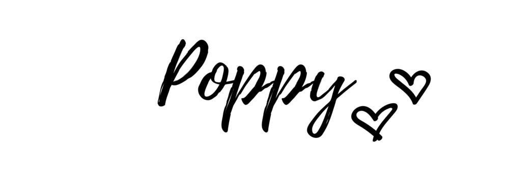 poppy mayy
