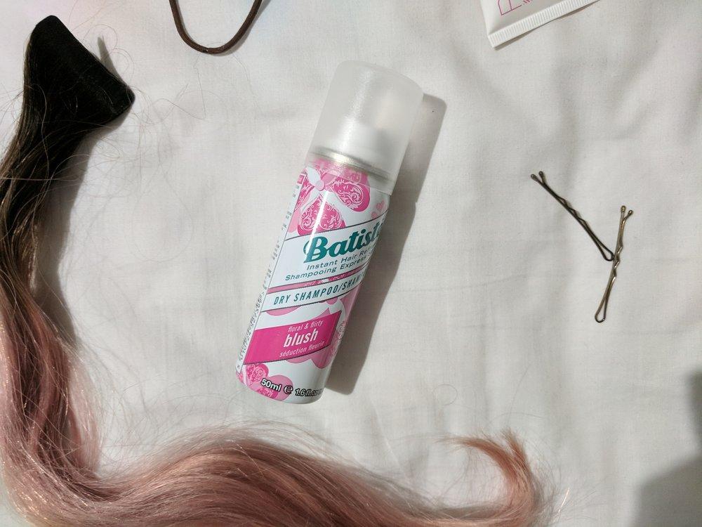 beauty blogger hair care tips for thin flat hair