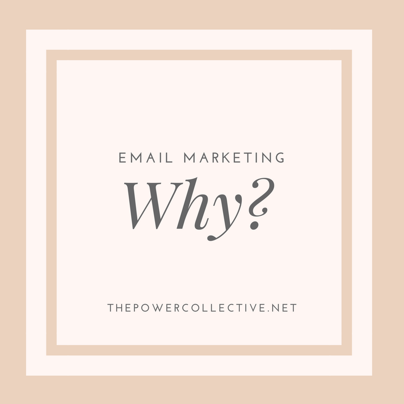 Why should you use email marketing?