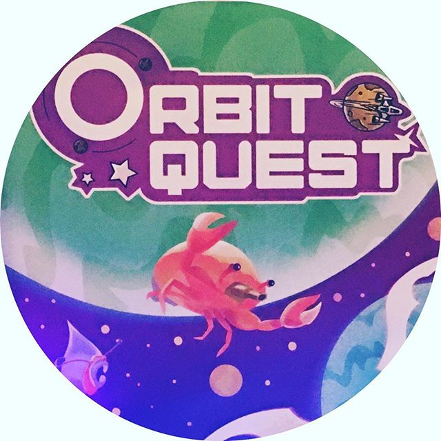Having an amazing time at @playcrafting 's #PLAYNYC this weekend showing @orbitquestgame , the second #FrostLabStudios game. Always fun doing music and sound design with @mateonossa .  #playnyc #gameaudio #gamemusic #indiedev #nycgamers