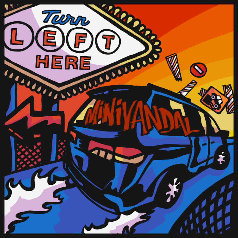 TURN LEFT HERE - Debut album available now.Bandcamp //Apple Music //Google PlayAmazon //Spotify //Tidalcontinue to homepage