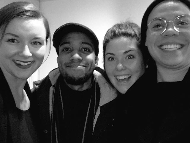 That's a wrap on another year for this team! Signing off until Season 3 ✌🏽 @anniemky @lareece93 @jossmacneil @wayne.burns