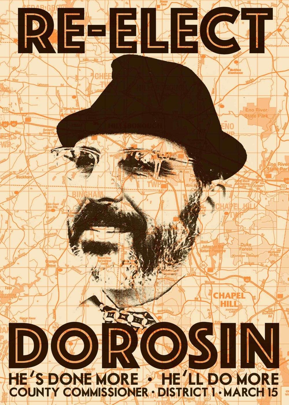 Re-Elect Dorosin