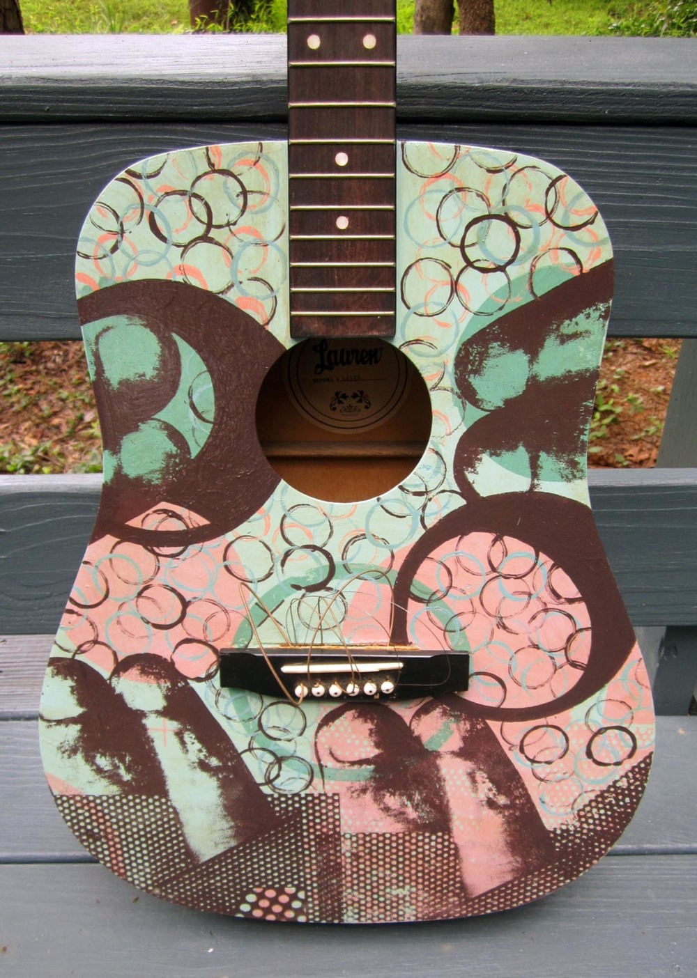 Liz's Guitar