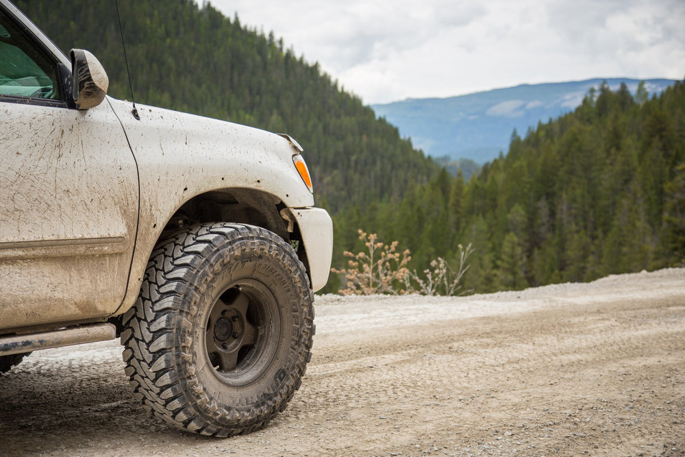 Tread - A short video on Addison Rickaby's love for his Toyota #Doug,and the great outdoors.