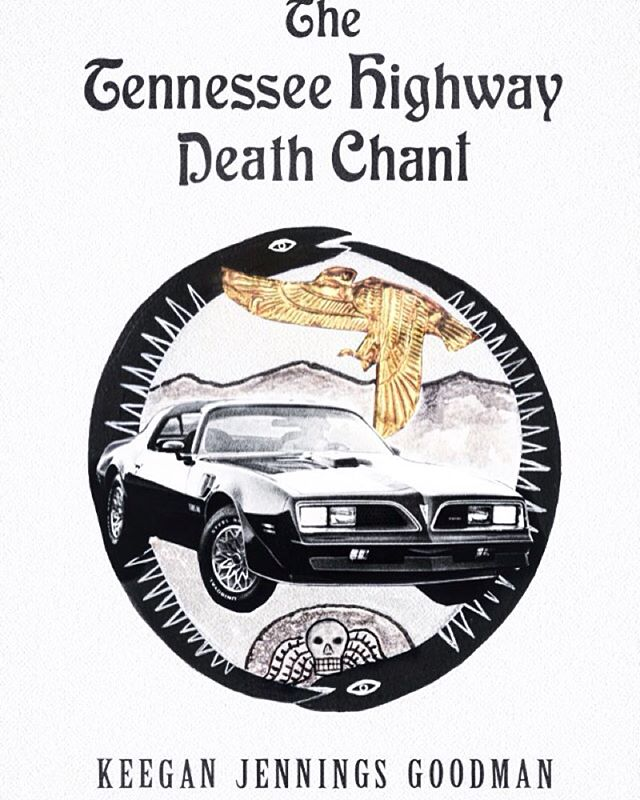 🎺🎺🎺🎺 we are thrilled to announce Tennessee Highway Death Chant by Keegan Jennings Goodman Available Now only direct from us! This novel truly sets the standard of what we look for in fiction. If you've enjoyed our other titles, trust us on this debut novel 🎺🎺🎺