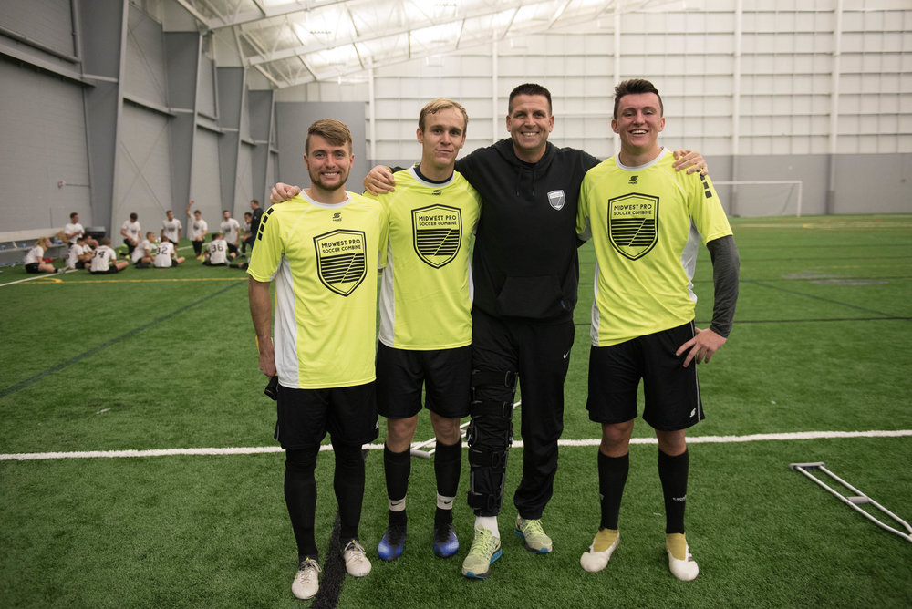 Goalkeepers - Head Coach: Jeff Shuk
