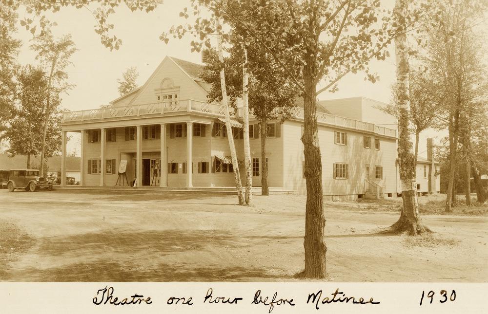 Lakewood Theatre, 1930.
