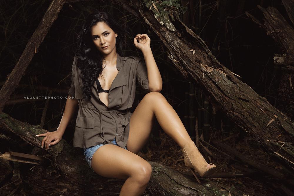 RACHELY VENTURA  (@rachzx) Fashion Blogger (Santiago)