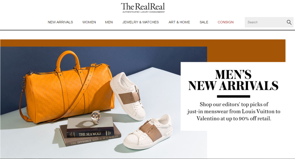 The RealReal Consignment Store