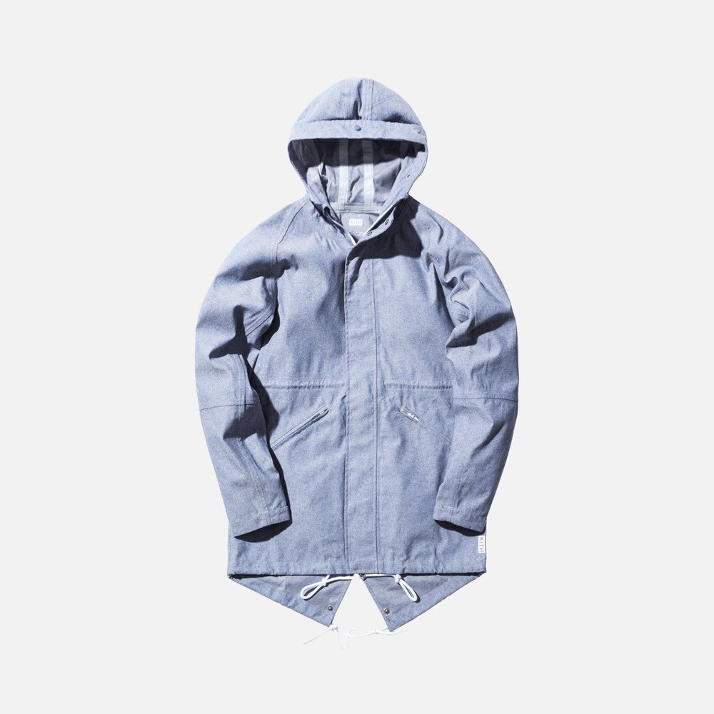 Kith Exeter Fishtail Jacket