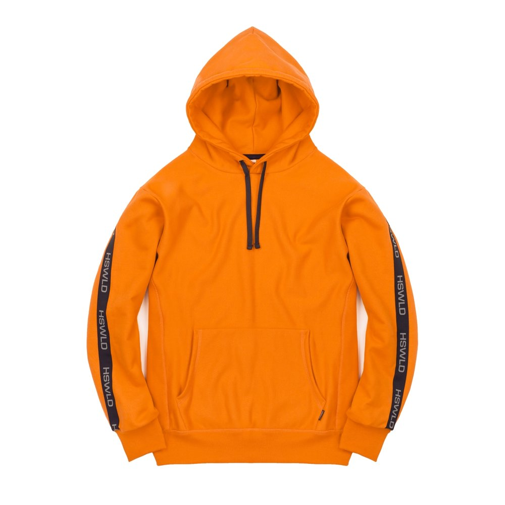 Team Hoodie Orange