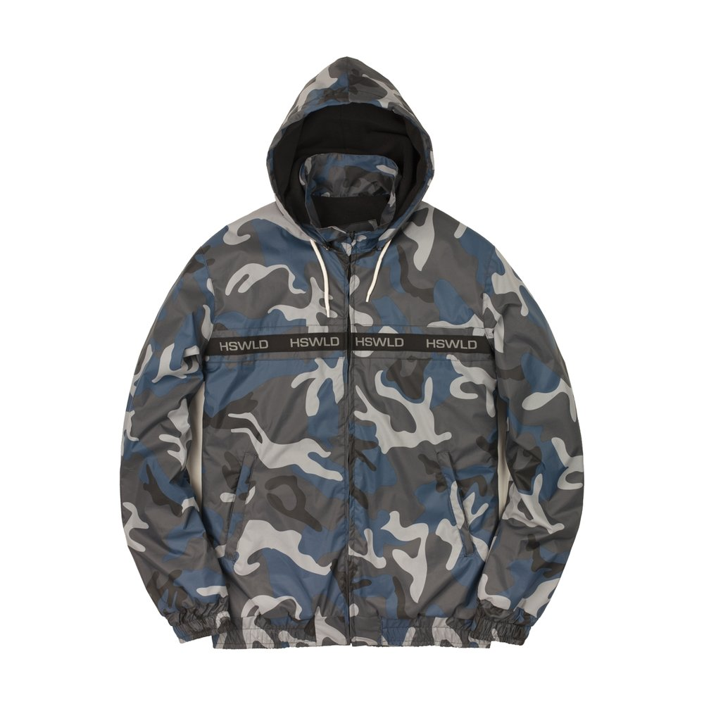 Blizzard Jacket Winter Camo