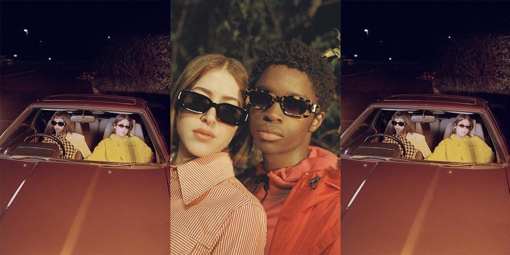 Off White & Sunglasses Hut SS18