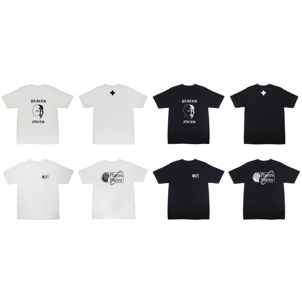 Places+Faces June 1st Merch