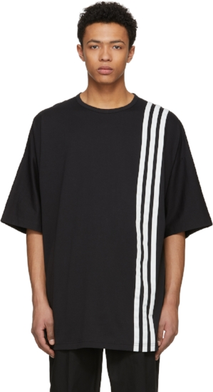 3-Stripes T-Shirt, ($111) by Y-3