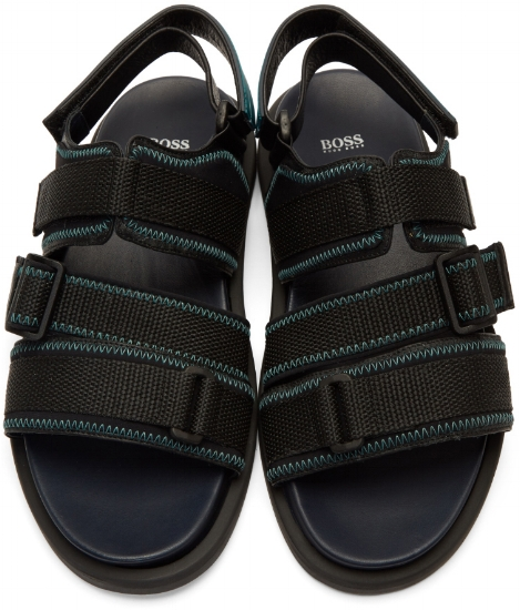 Hamptons Sandals ($350), by Boss Hugo Boss