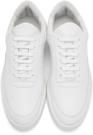 Low Mondo Ripple Sneakers ($134), by Filling Pieces