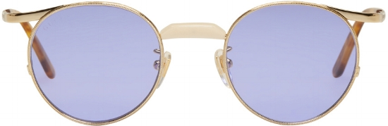 Endura Round Sunglasses ($510), by Gucci