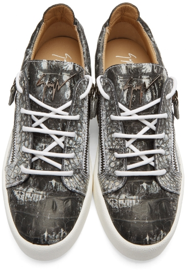 Croc May London Sneakers ($675), by Giuseppe Zanotti