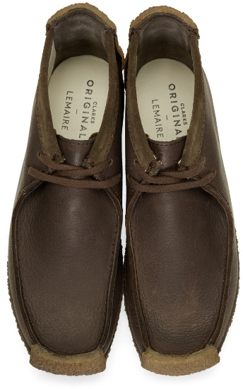 Redland Desert Boots ($235), by Lemaire