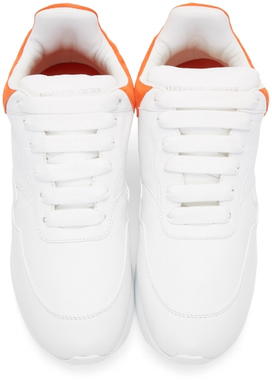 Runner Sneakers ($590), by Alexander McQueen