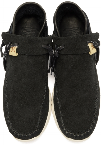 Folk Trainer Moccasins ($745), by Visvim