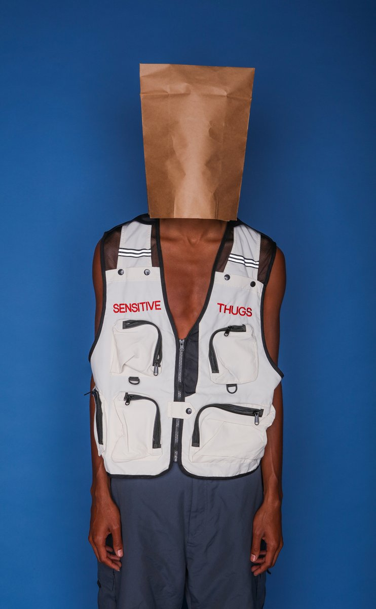 WNTD Apparel Sensitive Thugs Vest