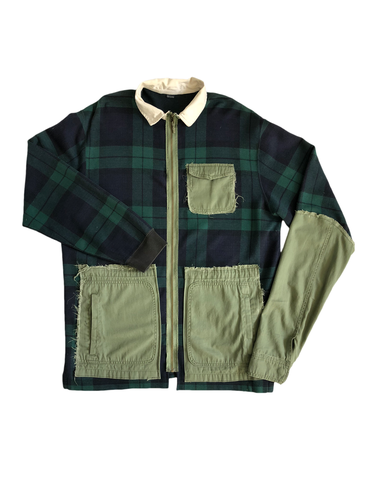 Reconstructed Rugby Sweater, $125