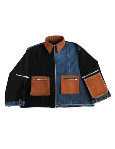 Space Cowboy Denim Jacket, $250