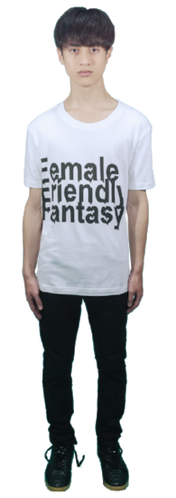 Female Friendly Tee