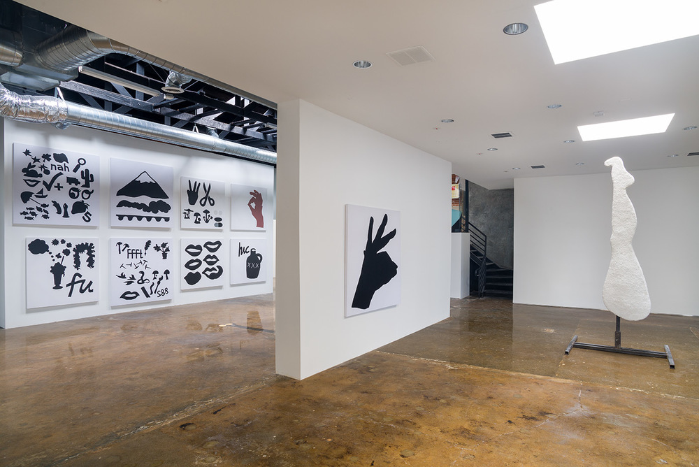 Drawings at LA ART Los Angeles 2015