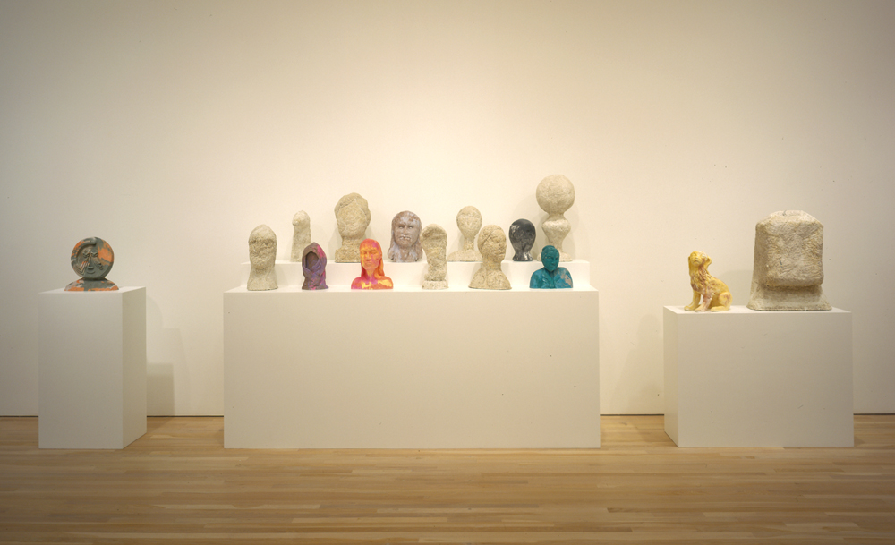 Portrait Gallery, 2003-2005 at THING, Hammer Museum, Los Angeles, 2005