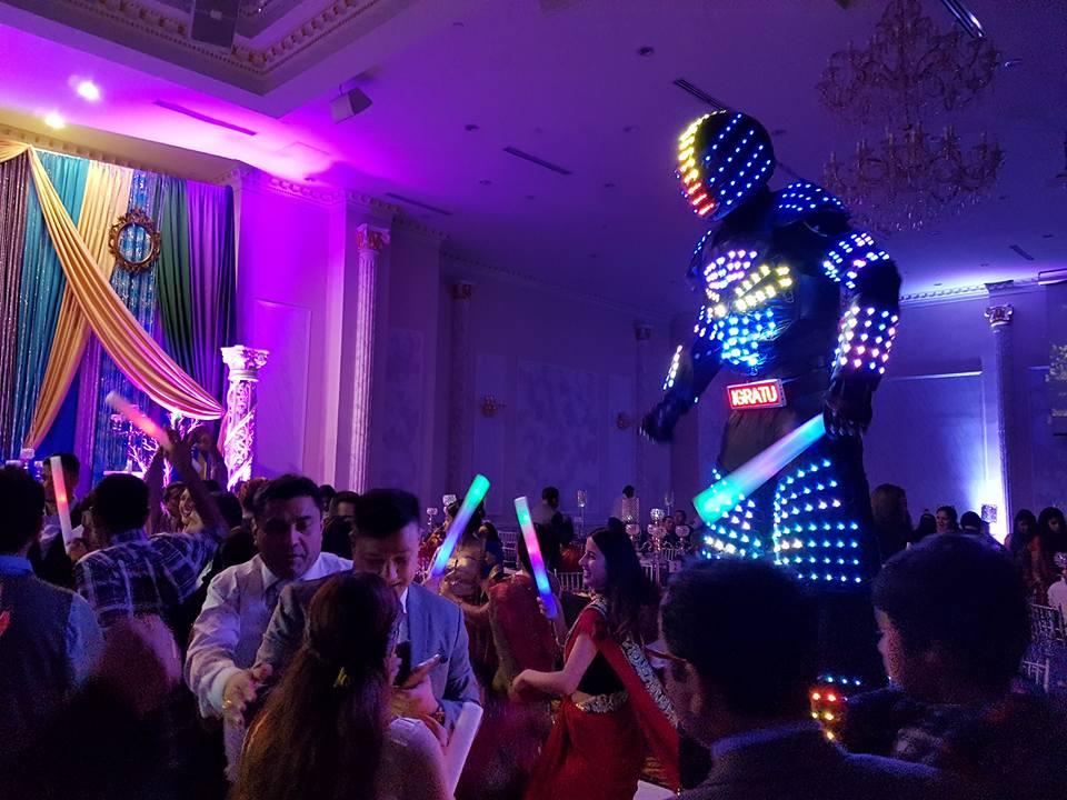 TI Bots - LED Robot - Wedding Entertainment - Toronto.jpg