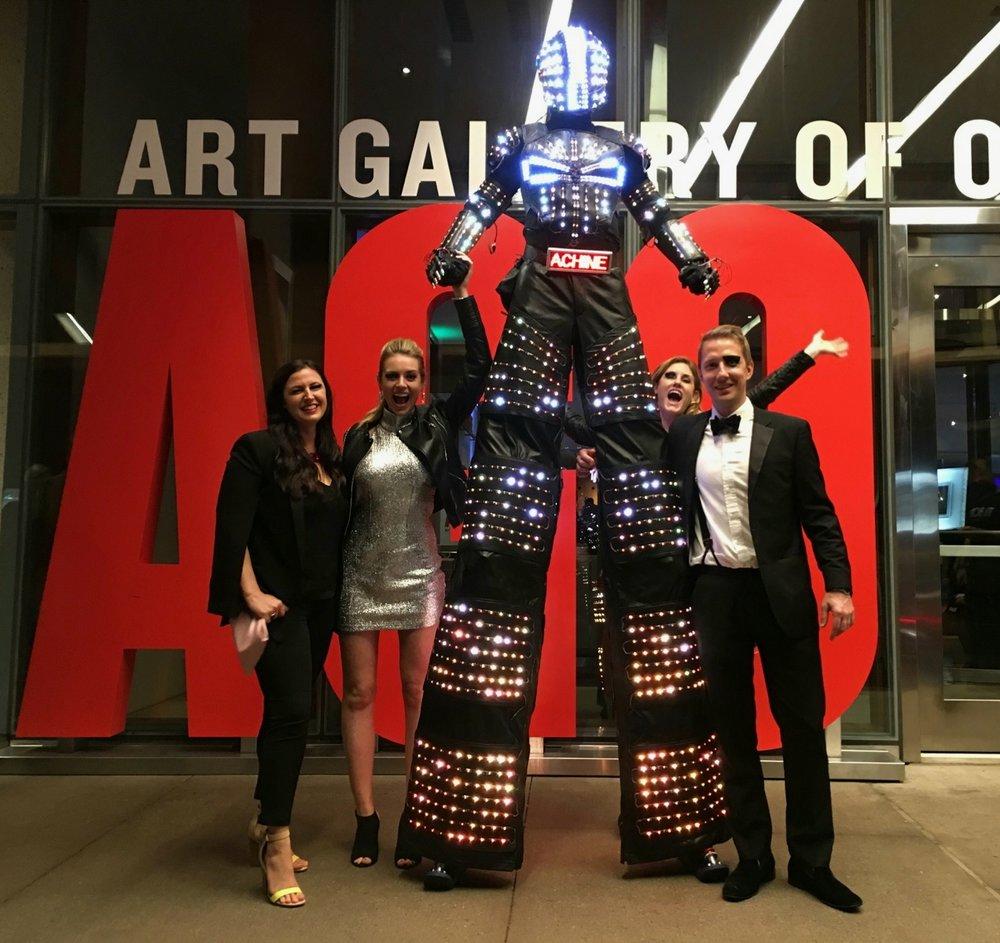 TI Bots Entertainment - Toronto Montreal Ottawa - AGO.jpg