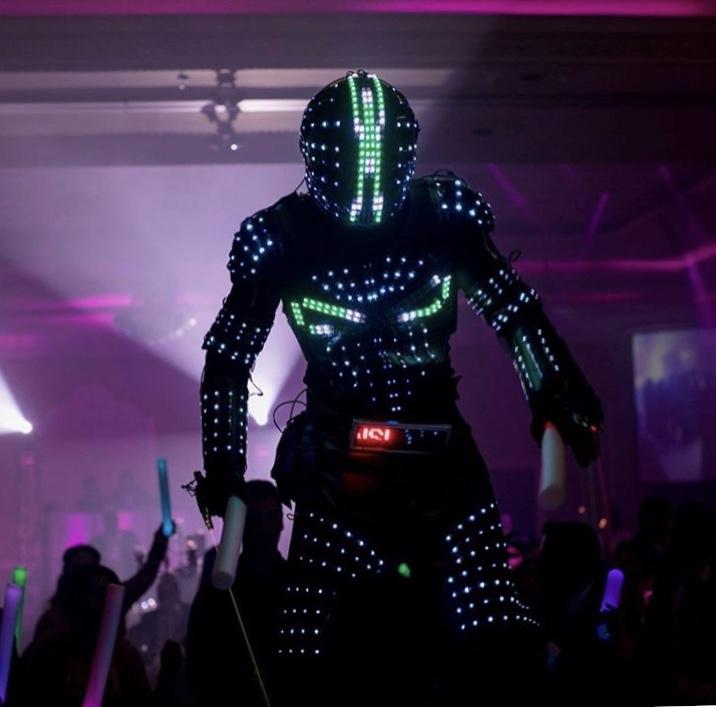 Copy of LED Robot Toronto