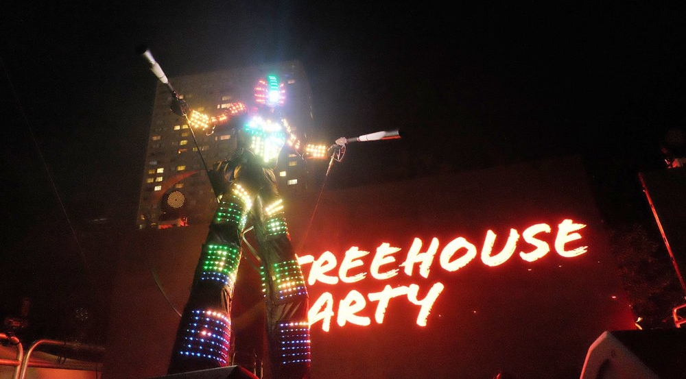 Copy of Tree house Festival