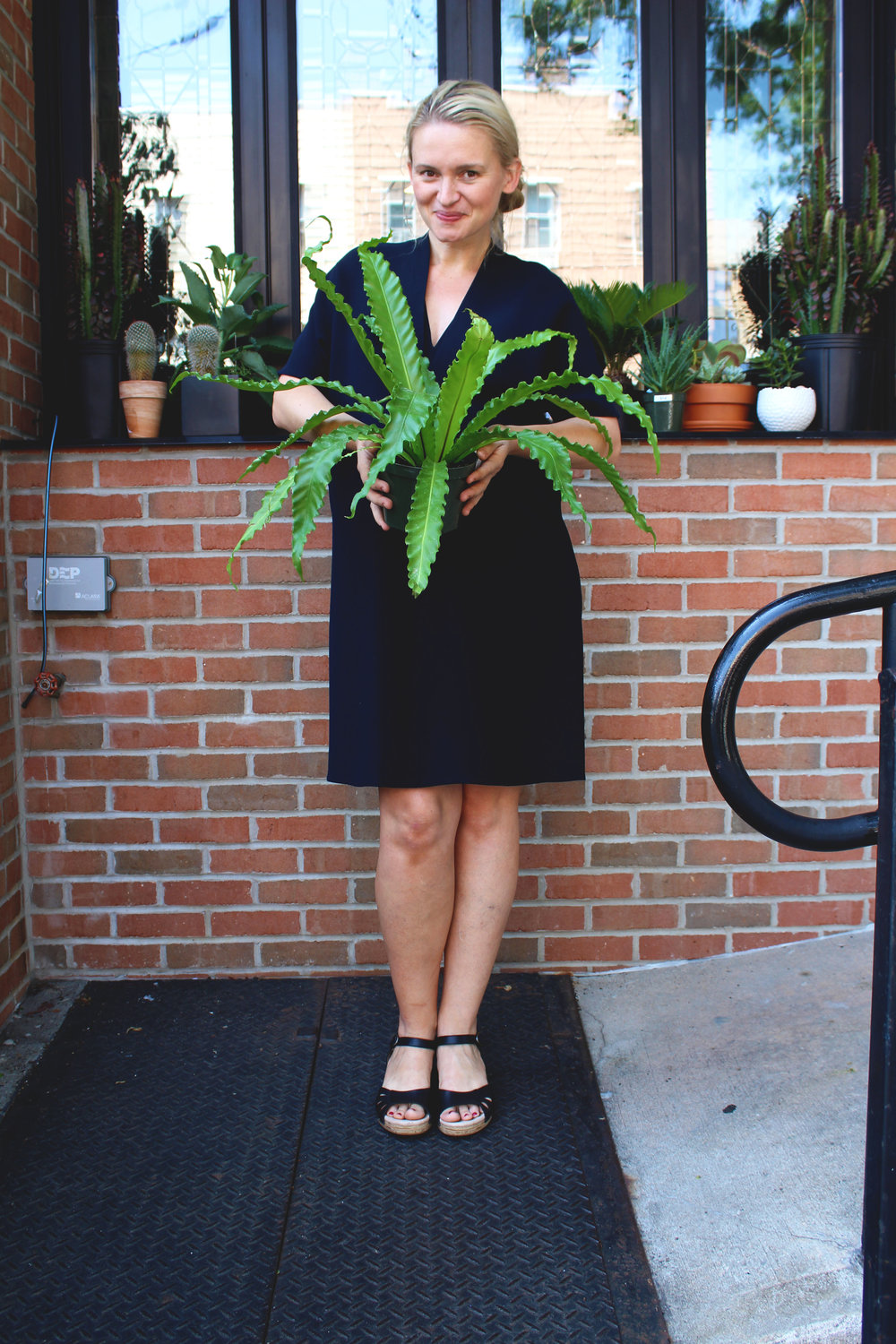 Pola From Rosehip Brooklyn New York Plant Store