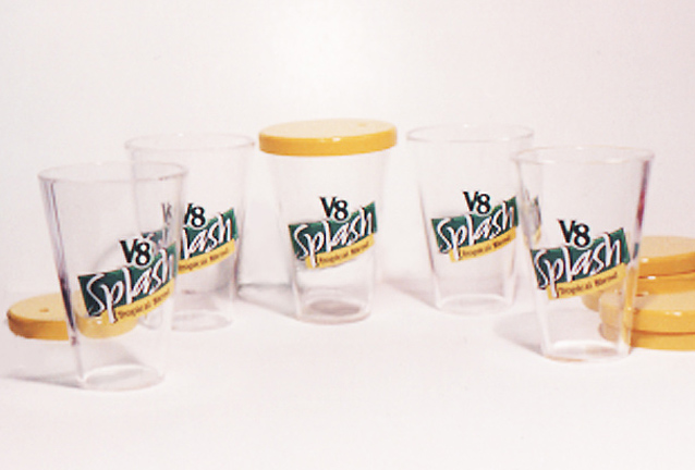 custom drinking glasses....