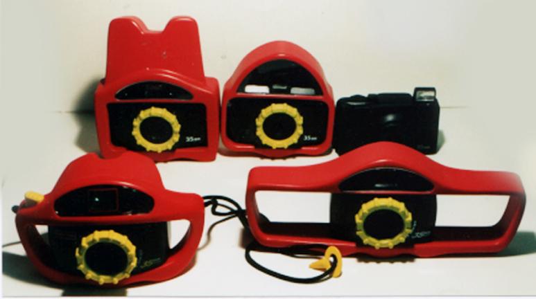 morph camera props