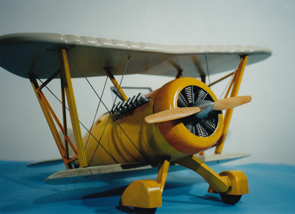 store window plane