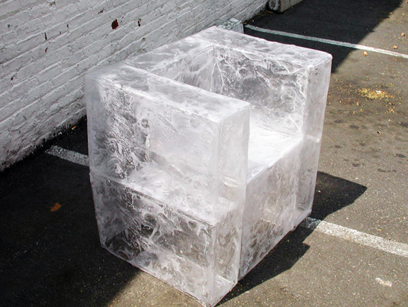 ice chair for SNL