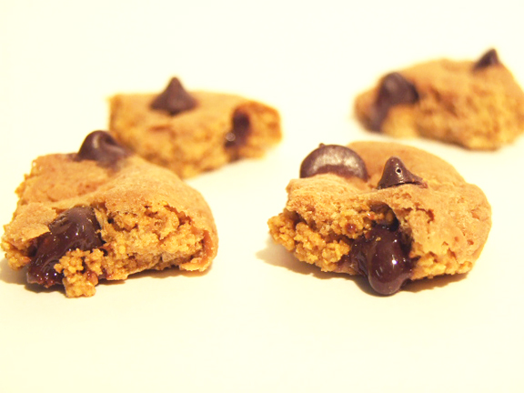fake cookie chunks for pillsbury