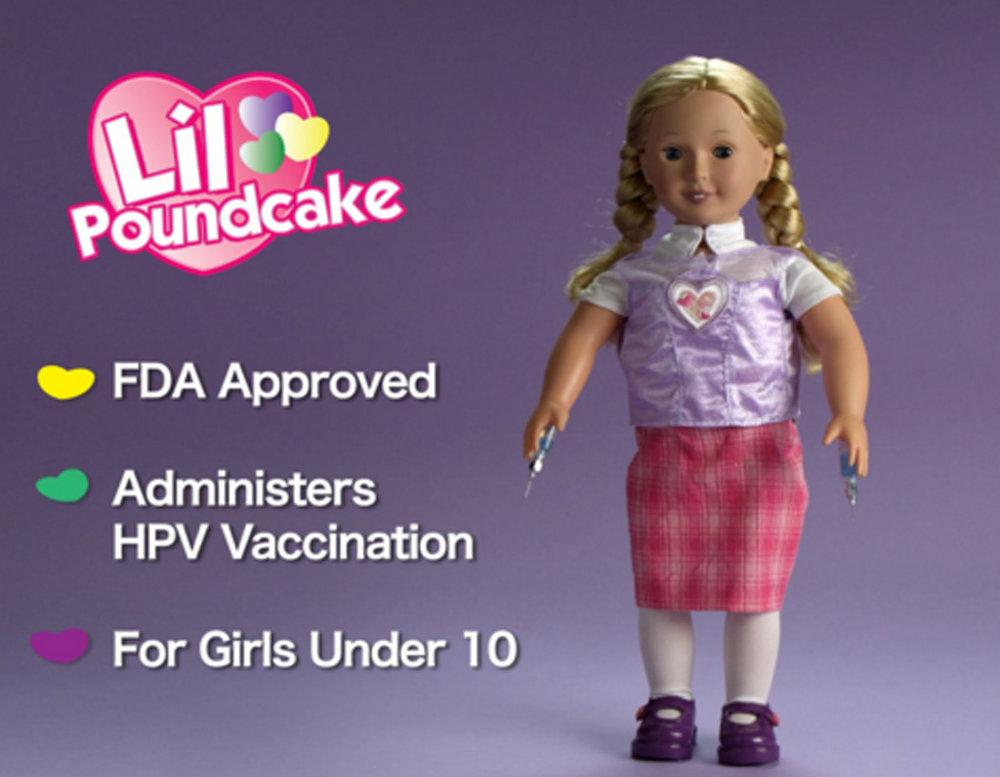 lil pound cake