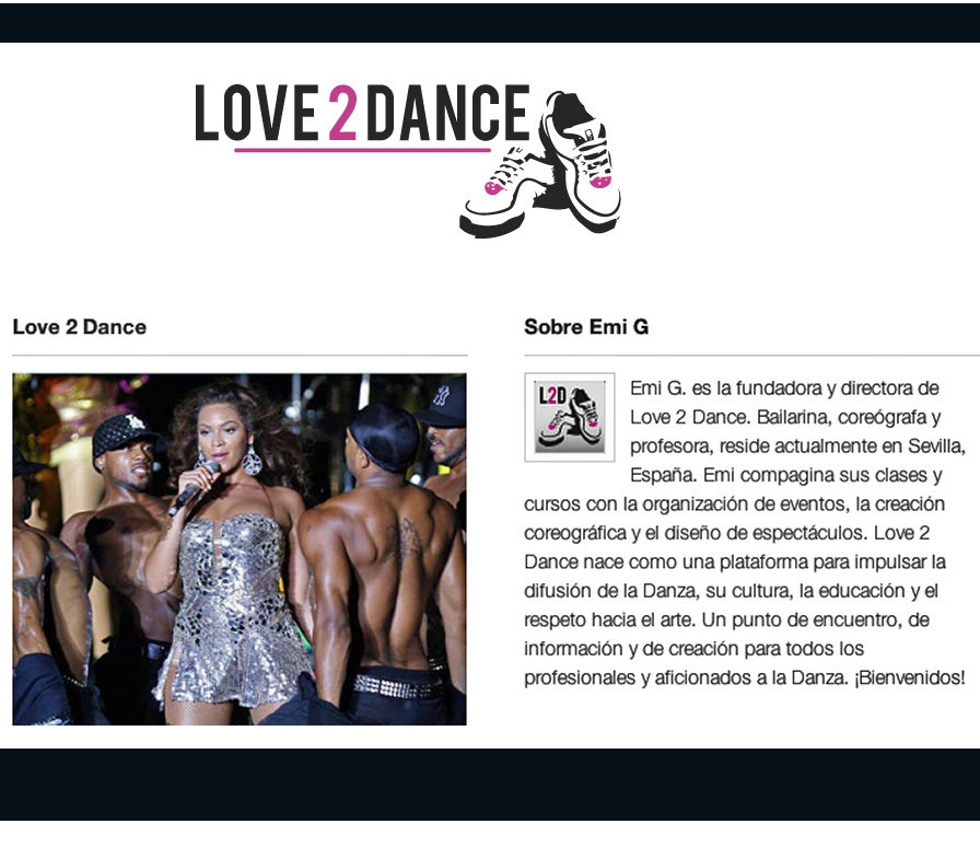 "GRACIAS a Emi Gomez por el excelente artículo en su Love2Dance blog!Usted debe hacer un ""Click"" aquí para ver el artículo⇒    http://love2d.com/2013/10/kevin-stea-otro-bailarin-que-se-lanza-como-cantante/          (Thank you, Emi G., for the excellent article on your blog Love2Dance!! Click to see the article}     —"